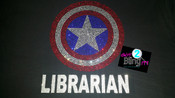 Captain American Librarian