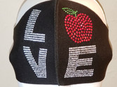 LOVE with Apple Mask