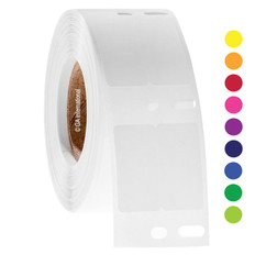"DYMO-Compatible Paper Labels - 0.5"" x 1"" #EDY-040"