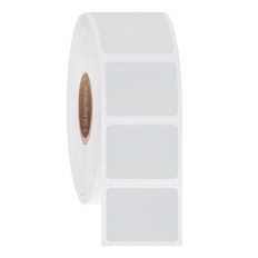 """Cryogenic Direct Thermal Labels - 1"""" x 0.75""""   #DFP-4"""