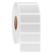"""Cryogenic Direct Thermal Labels - 1.25"""" x 0.5""""  #DFP-18"""