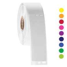 "DYMO-Compatible Paper Labels - 1.125"" x 3.5"" #EDY-020"