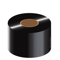 "Thermal Transfer Wax-Resin Ribbon - 1.5"" x 1181' #WR38X360C1-2iD4"