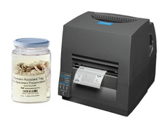 Formalin Tag Printing Kit - Citizen CL-S631 #FTK-CL30