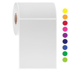 "Thermal Transfer Paper Labels - 3"" x 4""   #GP-134"