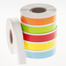 "Cryogenic Tape for Metal Racks - 0.5"" x 50' colors #TWA-13"