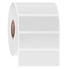 "Thermal Transfer Paper Labels - 2"" x 0.75""  #GP-128"