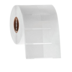 "Wrap-Around Cryo & Autoclave-Resistant Thermal-Transfer Labels -  1.34"" x 1"" + 1.38"" Wrap  #CATT-308NOT"