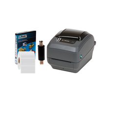 Zebra GX430t Sterilization Label Printing Kit  #PKS-GX-31