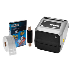 Zebra ZD620t Printing Kit - 300 dpi - (Automation Version Software – Unlimited Users) #PKZD6-32