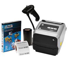 Cryo Straw Identification Printing Kit with Scanner #SYS-ZD6-31-2