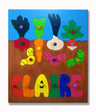 Kids Wooden Personalized Name Puzzle