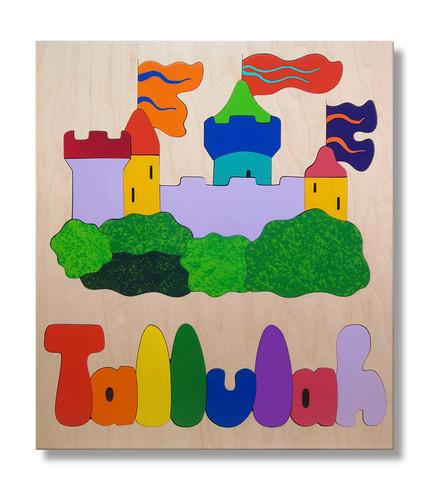 Princes Castle Name Puzzle