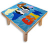 Name Puzzle Stool | Polar Animals