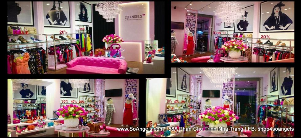Shop thời trang đẹp và uy tín nhất ở Nha Trang