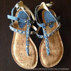 Gianni Bini Sandals Dây Sao Biển-38