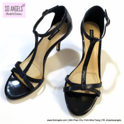 Alex Marie Sandals Dây Navy-37.5
