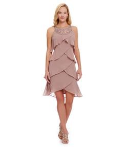 S.L. Fashions Đầm Tulip Tầng