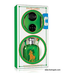 1 nước hoa Pony 3 EDT 125ml, 1 dây tai nghe nhạc và 1 loa nghe nhạc cho Ipod, ipad, MP3.