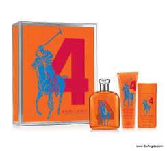The Big Pony 4 Collection Gift Set
