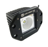 Flush Mount 15 Watt  Flood Beam Recessed LED Work / Reverse Light