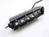 "6"" AURORA STYLE  LIGHT BAR 30 WATT 6X5W CREE CHIPS FLOOD BEAM"