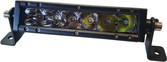 "6"" AURORA STYLE  LED LIGHT BAR 30 WATT 6X5W CREE CHIPS SPOT BEAM"