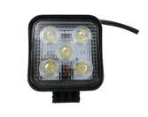 15 Watt Mini Flood Beam Square Housing LED Work Light