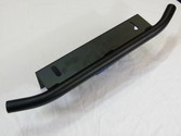 NUMBER PLATE BRACKET FOR DRIVING LIGHT / LIGHT BAR BLACK