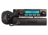 GME TX3520S 5 WATT REMOTE HEAD UHF CB RADIO WITH SCANSUITE™