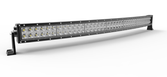 "CURVED DOUBLE ROW LIGHT BAR 41.5"" 240 WATT 80 X 3 WATT CREE LED's COMBINATION BEAM"