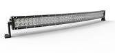 """CURVED DOUBLE ROW LIGHT BAR 41.5"""" 240 WATT 80 X 3 WATT CREE LED's COMBINATION BEAM"""
