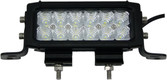 "Double Row CREE LED 7"" Flood beam light bar"