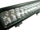 "Double Row CREE LED Combo beam 23"" light bar"