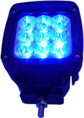 Blue boom spray LED light