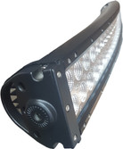 "CURVED LIGHT BAR 32"" 180 WATT 60 X 3 WATT LED'S COMBINATION BEAM"