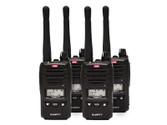 TX677QP 2 Watt UHF CB Handheld radio - Quad pack
