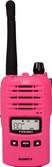 GME TX6160XMCG 5/1 WATT IP67 UHF CB HANDHELD RADIO MCGRATH FOUNDATION - PINK