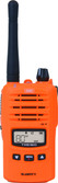 TX6160XO 5 Watt IP67 UHF CB Blaze Orange Handheld Radio