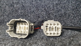 TOYOTA LANDCRUISER 200 SERIES PIGGY BACK ADAPTER & SMART WIRING LOOM HARNESS FOR 2 LIGHTS