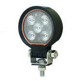 25 WATT ROUND LED MINI WORK LIGHT (Two lights)
