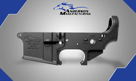 Anderson AM15 Stripped Lower Receiver