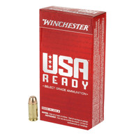 Winchester 45 Auto Ammunition RED45 230 Grain Full Metal Jacket 50 Rounds
