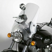 National Cycle Street Shield for 1 1/4in. Handlebars, Clear  N25014