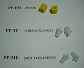 Starcom1Plugphone Replacement Tips: Multi-Element SC-PP-ME