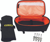 Nelson-Rigg Rear Fender Storage Bag With Tool Roll Lifetime Warranty