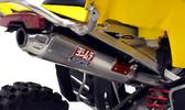 Yoshimura RS-5 Signature Series Slip-On, Aluminum Muffler SUZUKI LTR450 06-10