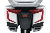 Kuryakyn 3262 Omni LED Rear Saddelbag Accents for 18-20 Gold Wing