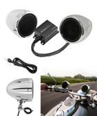 Boss Audio MC420B 600 Watt Motorcycle/ATV Speakers with Bluetooth Audio, Chrome
