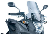 PUIG 5992H Touring Windscreen, Light Smoke for 12-15 Honda NC700X